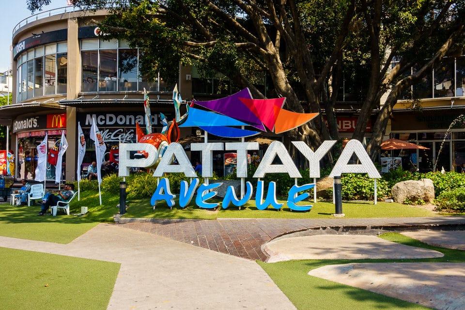 مراکز خرید در پاتایا