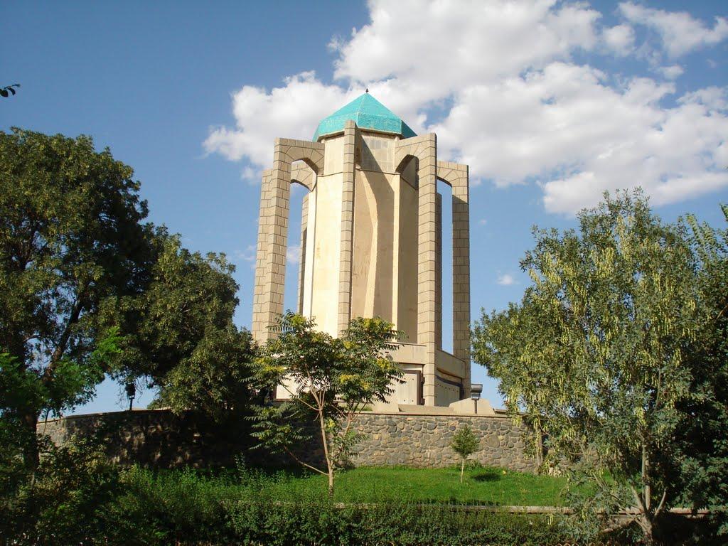 شهر بابا طاهر پایتخت گردشگری می شود