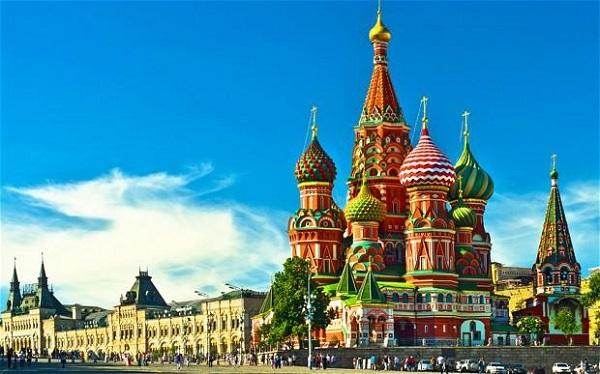 ویزای روسیه ویزای مسکو