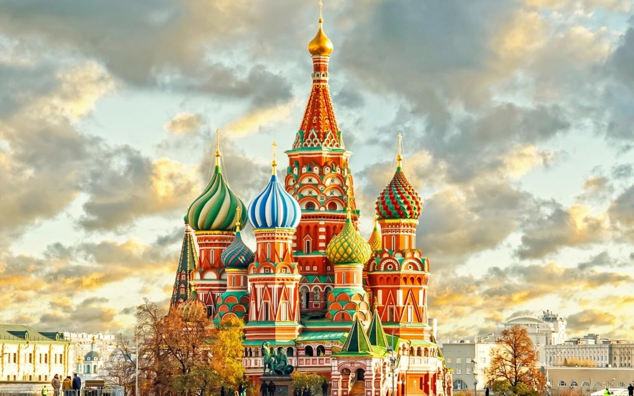 آشنایی با روسیه