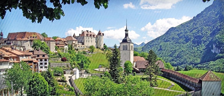 تور تفریحی سوئیس بازدید از سوئیس - گردشگران
