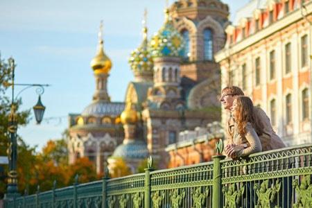 معرفی شهر سن پترزبورگ | دانستنی های پیش از سفر - گردشگران