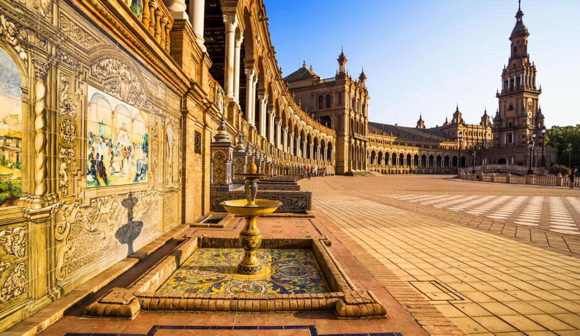 آشنایی با اسپانیا