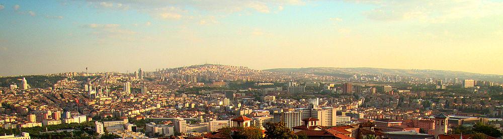 شهرهای ترکیه - آنکارا