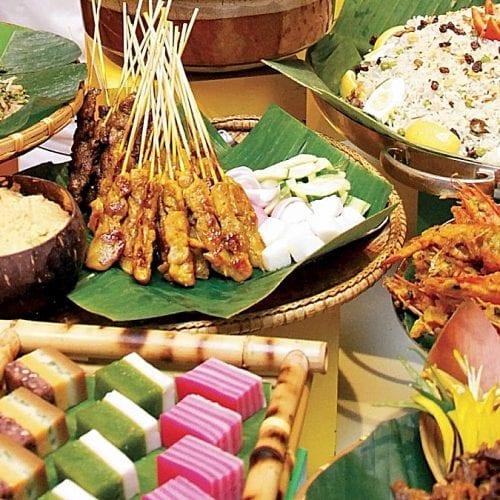 شکم گردی در مالزی