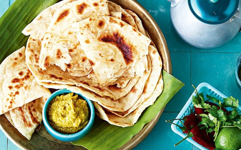 شکم گردی در مالزی - صبحانه در مالزی