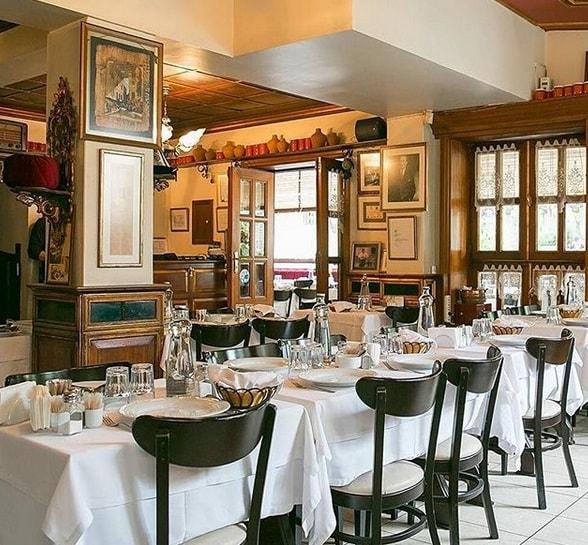 برترین رستوران ها - بهترین رستوران های استانبول