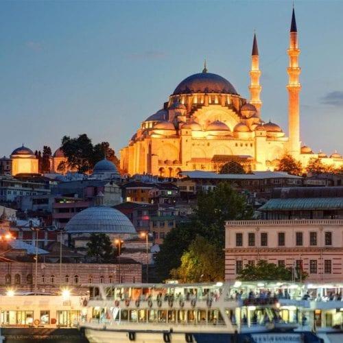 چرا باید به ترکیه سفر کنیم