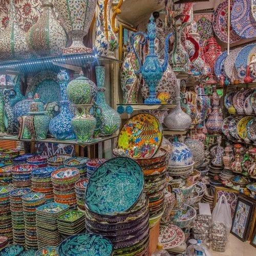 بازارهای بزرگ استانبول