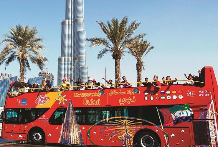 حمل و نقل در دبی
