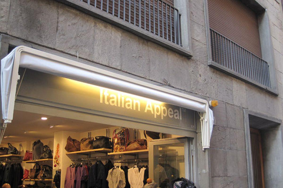 سوغاتی در ایتالیا