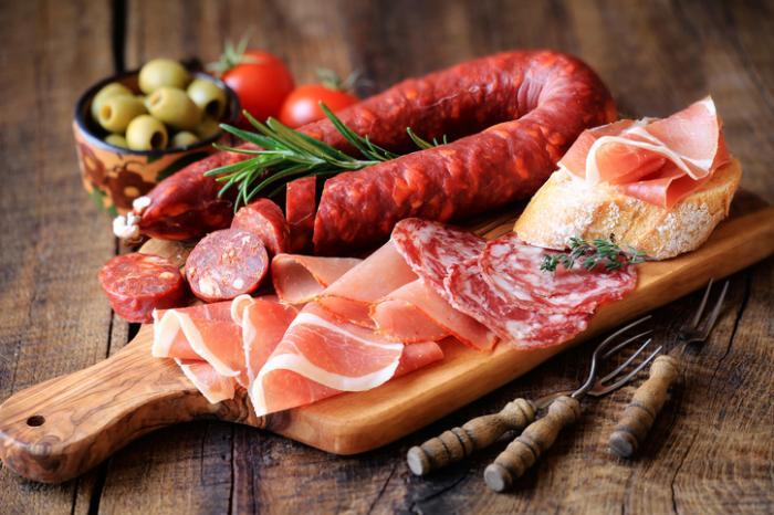 غذا در اسپانیا