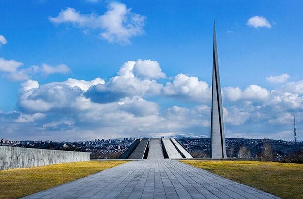 کشتارگاه میلیون ها نفر ارمنی