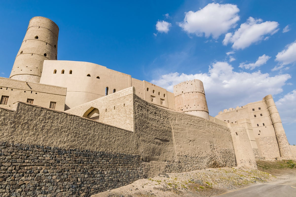 جاذبه های دیدنی عمان