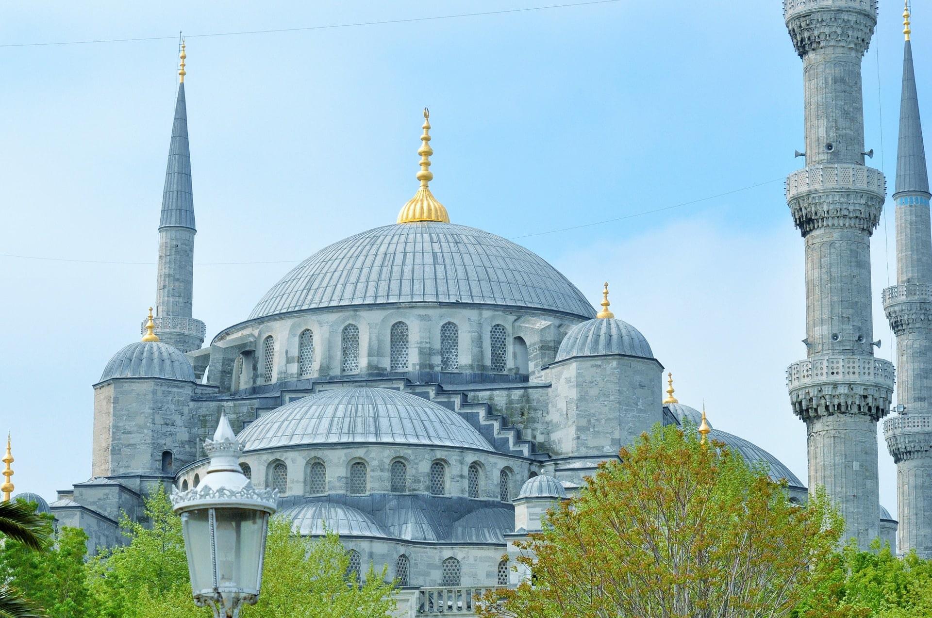 مساجد معروف استانبول