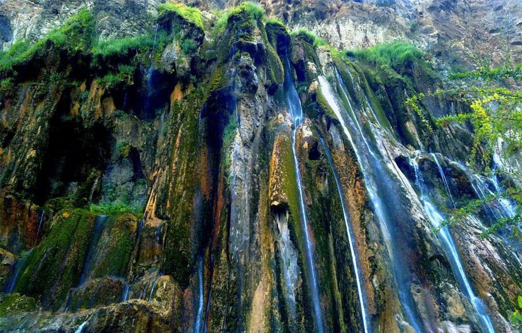 آبشارهای معروف
