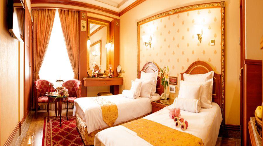 هتل های برتر مشهد