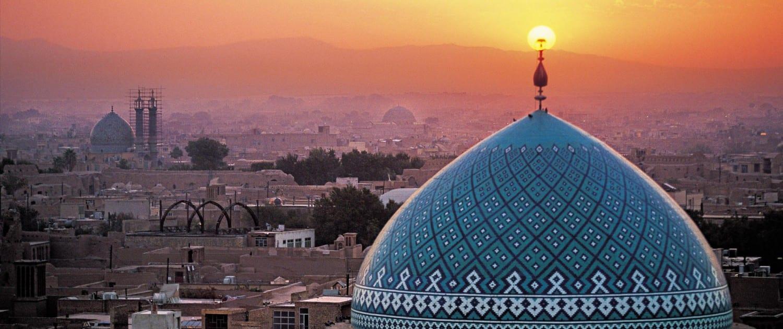 معرفی شهر یزد