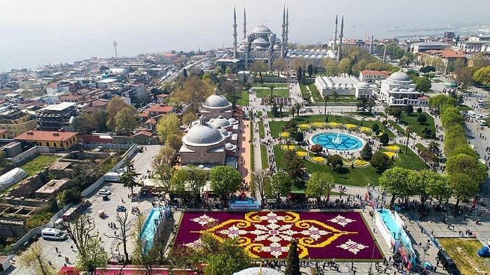تور استانبول اردیبهشت 1400